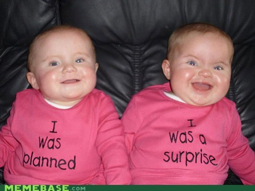 Babies IRL planned surprise - 6423579648