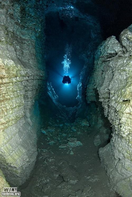 cave scuba scuba diving Travel wincation