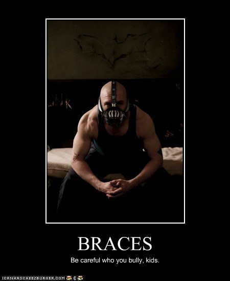 actor bane batman celeb demotivational funny summer blockbusters the dark knight rises tom hardy - 6424330240