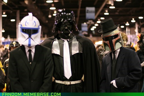 boba fett,cosplay,darth vader,scifi,star wars