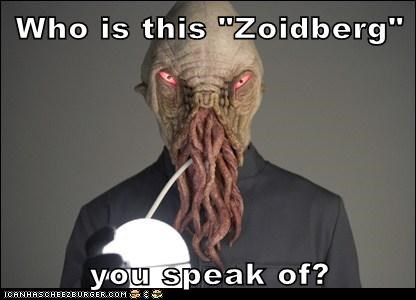 annoyed doctor who ood who is this why not zoidberg why not zoidberg? Zoidberg - 6424820480
