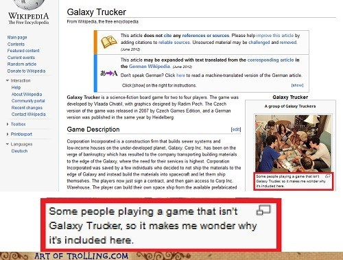 galaxy trucker Photo Picture Is Unrelated wikipedia - 6425017856
