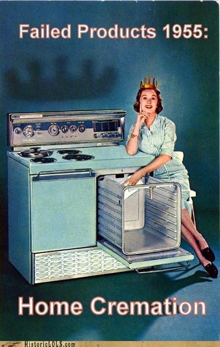 cremation crown oven range stove woman - 6425291264