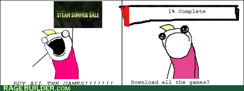 all the things Rage Comics steam sale video games - 6425736960