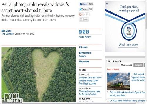 completely relevant news cute dawww romantic - 6425828608