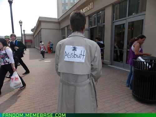 castiel cosplay scifi Supernatural - 6426422272