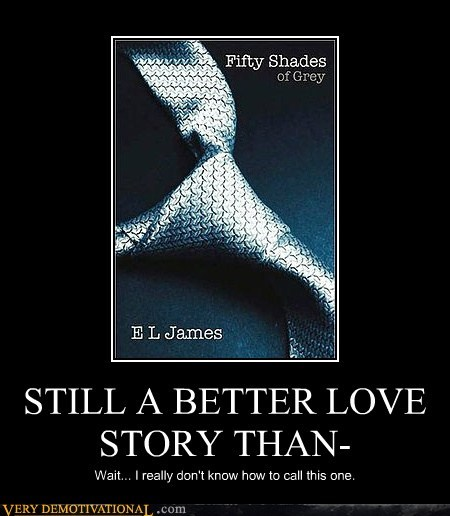 fifty shades of grey hilarious love story twilight - 6426572288