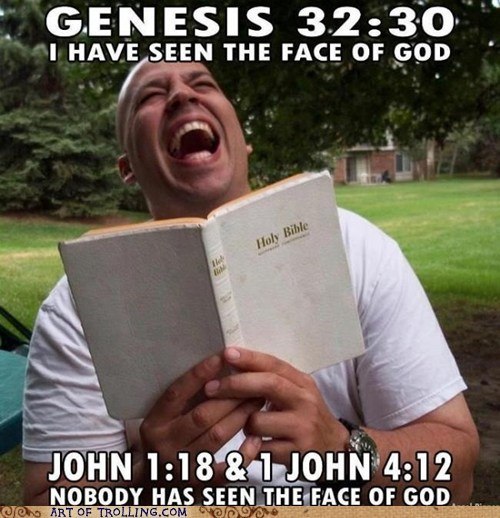 bible face of god god Memes religion - 6427418880