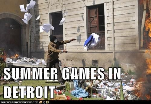 detroit,olympics,political pictures