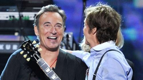 Bruce Springsteen and the Bruce Springsteen and the E Street Band curfew paul mccartney - 6428282112