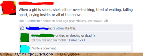 facebook feels girls sleeping - 6428409344