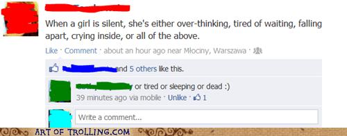 facebook feels girls sleeping - 6428409344