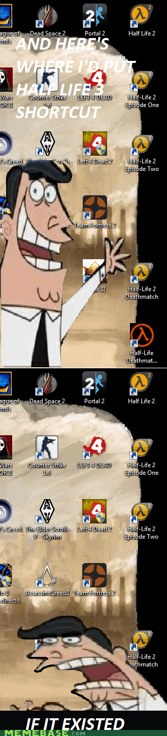 3,dinkleberg,half life,Memes,valve,video games