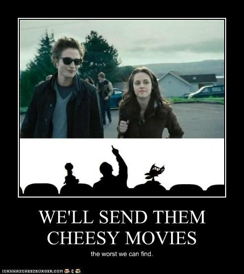 actor celeb demotivational funny kristen stewart Movie mst3k robert pattinson twilight - 6428983808