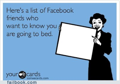 ecard facebook friends TMI - 6429425920