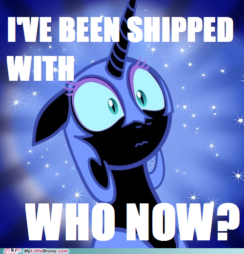 cloppers everypony luna meme shipping - 6429476608