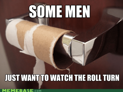reckoning roll some men toilet paper world burn - 6429521408