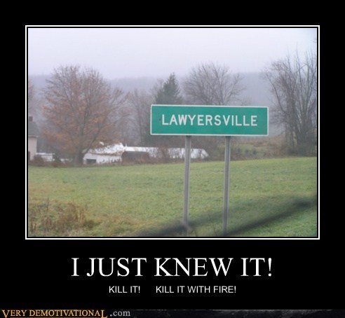 hilarious Kill It With Fire Lawyers - 6429622784