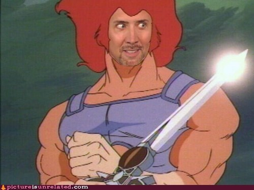 best of week,cartoons,nicholas cage,shopped,wtf,your argument is invalid