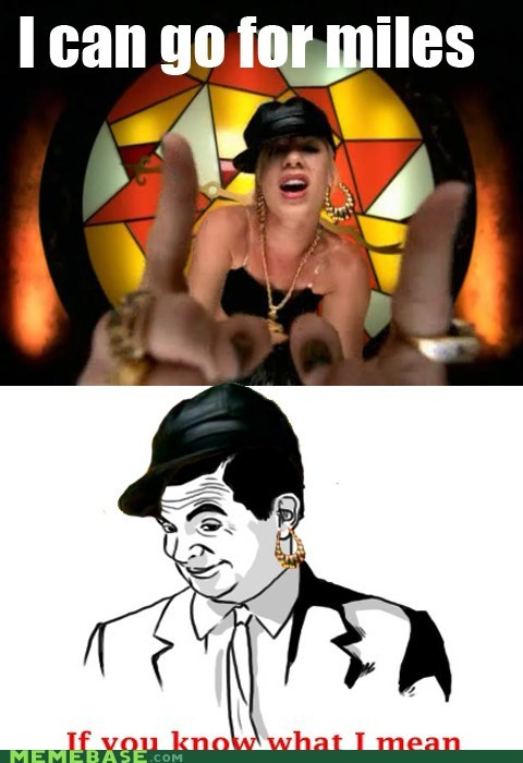 if you know what i mean Memes party down pink - 6429992704