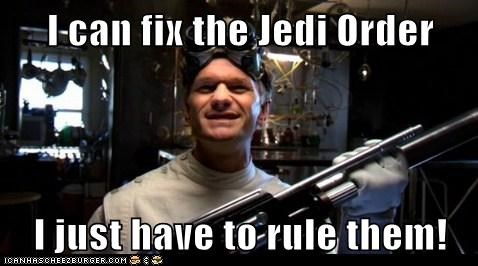 dr horrible dr. horrible's sing-along dr-horribles-sing-along-blog freeze ray Jedi Neil Patrick Harris rule - 6430408704