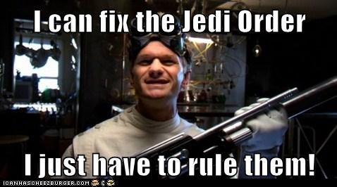 dr horrible dr. horrible's sing-along dr-horribles-sing-along-blog freeze ray Jedi Neil Patrick Harris rule - 6430408704