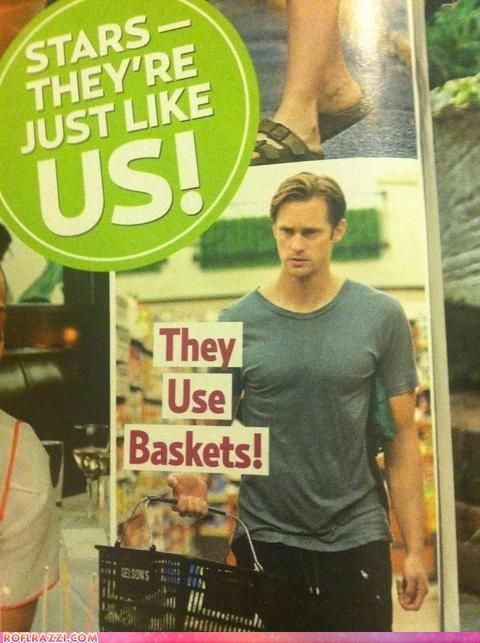 actor alexander skarsgard celeb Hall of Fame paparazzi trash mag wtf wut - 6430488832