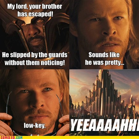 asgard,csi,From the Movies,Movie,Thor,yeahhhhhh