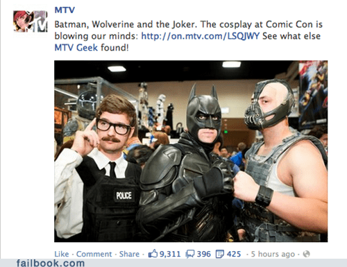 bane batman comic con movies mtv superheroes the dark knight rises