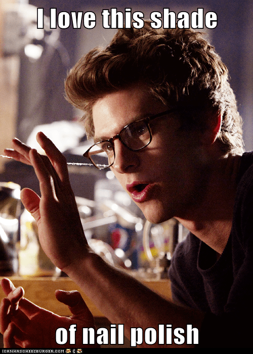 actor andrew garfield celeb funny summer blockbusters the amazing spider-man - 6430819584