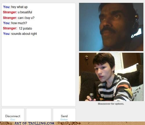 Omegle,potato,sexychat,wtf