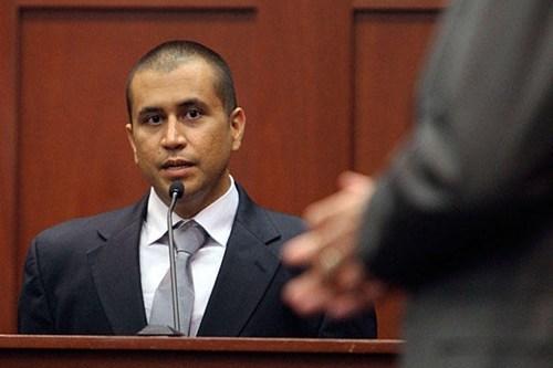 George Zimmerman,Trayvon Martin