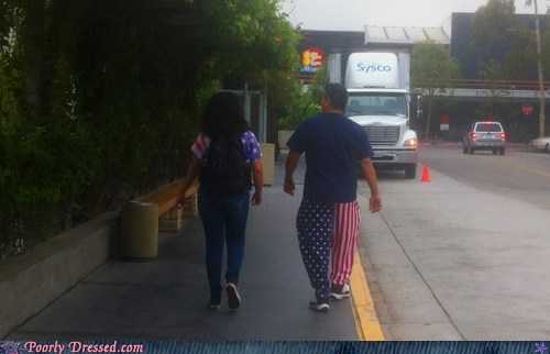 merica pants parachute pants patriotism - 6431373824