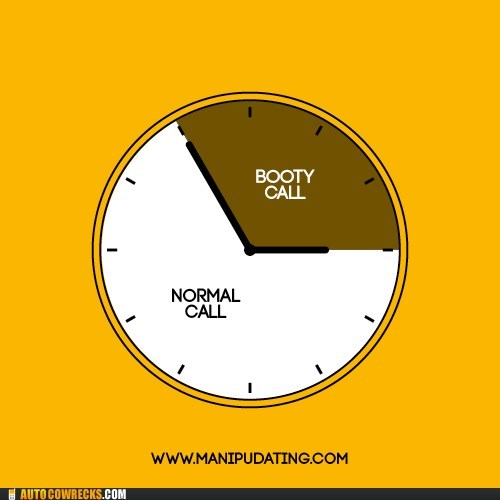 booty call manipudating normal call Pie Chart - 6431417600