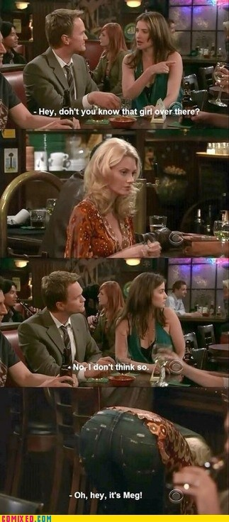 barney,butts,HIMYM,TV