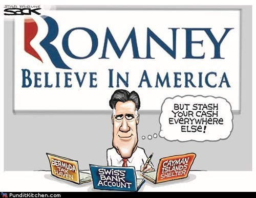 cartoons Mitt Romney political pictures Republicans - 6431692800