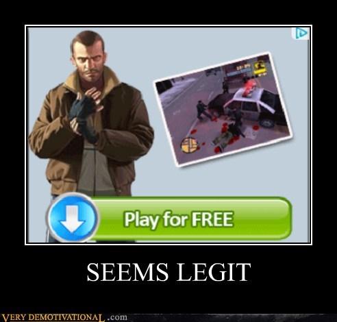 Grand Theft Auto scam video games - 6432123648