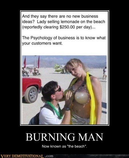 burning man hilarious the beach wtf
