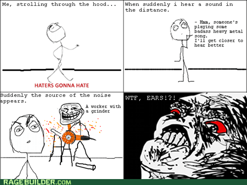 grinder Music Rage Comics raisin rage - 6432975360