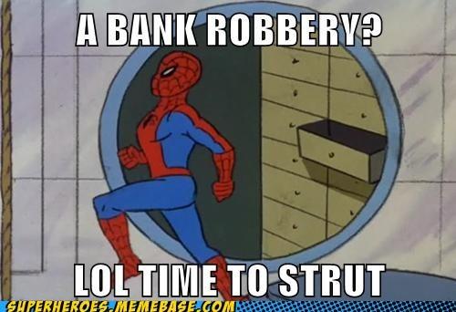 robbery spier-man strut Super-Lols - 6433836032