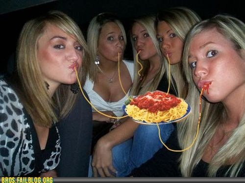 bros duckface g rated pasta spaghetti - 6433906944