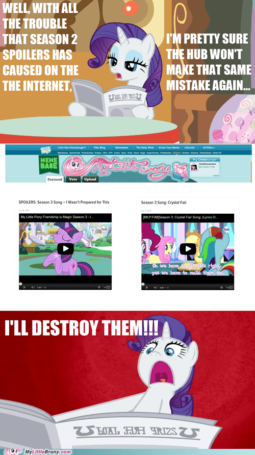 memebase my little brony spoilers the internet the internets