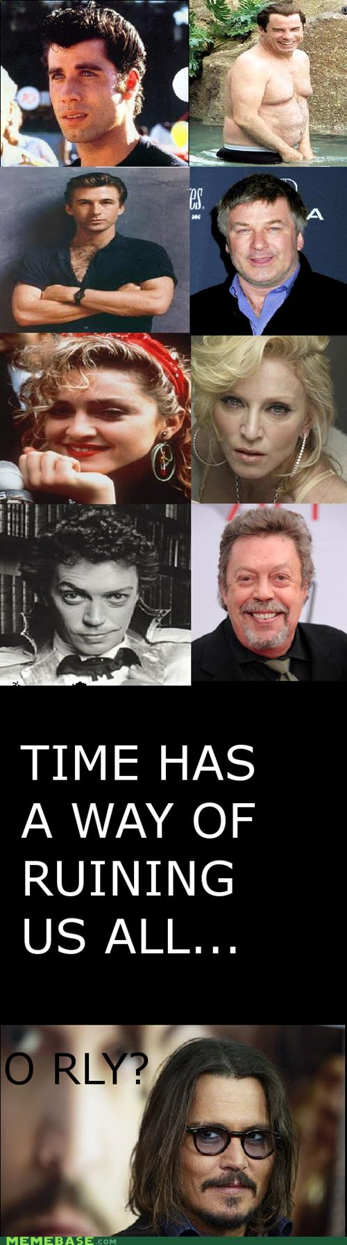 Johnny Depp Memes ruined time - 6434201344