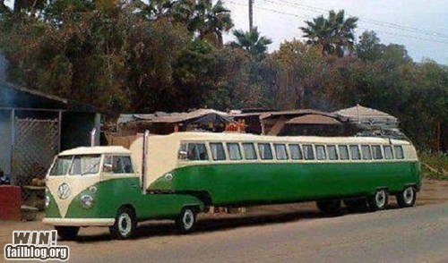 car design trailers van vw bus