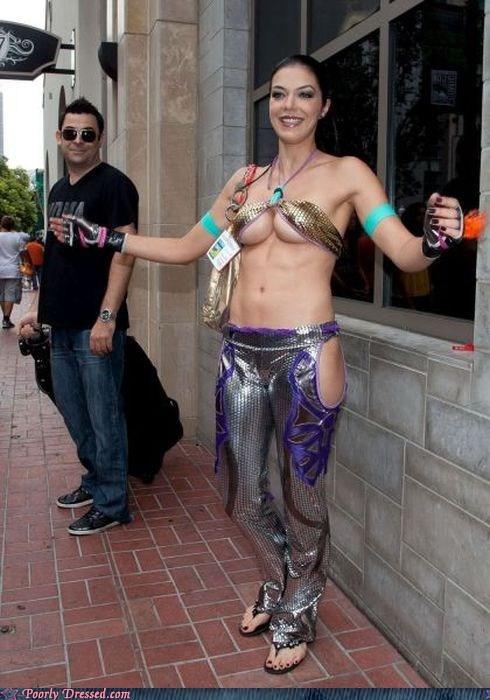 comicon cosplay fashion nerdgasm Tekken - 6435197952