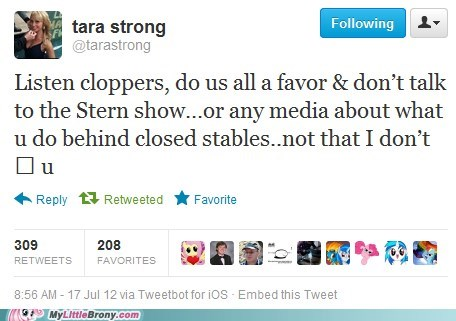 brony queen tara strong the internets twitter - 6435936768
