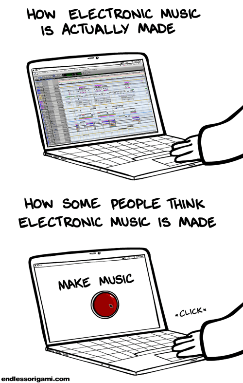 button,computer,EDM,electronic,electronic music,laptop