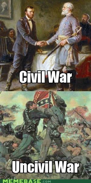 america civil war Memes war - 6436423168