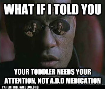 a.d.d,morpheus meme,the matrix