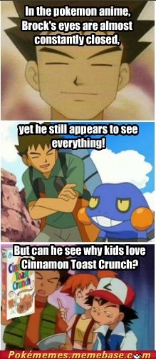 Not even Brock knows...